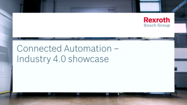 Connected Automation – Showcase Industrie 4.0