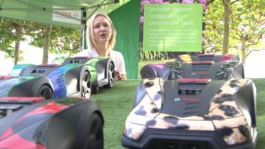 """""""Design My Mower"""":  Roboter-Mäher Indego jetzt mit individuellem Look und Design"""