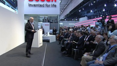 EN | Bosch press conference at IAA 2015