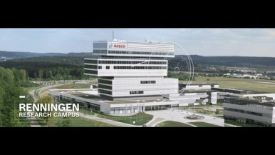 Research campus Renningen - trailer