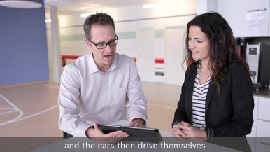 Smart City - Mobility solutions by Bosch