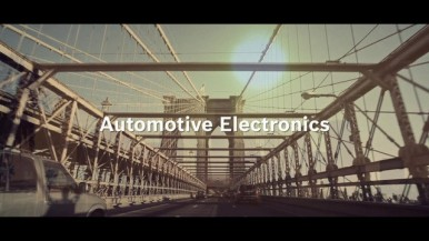 Bosch Automotive Electronics corporate video