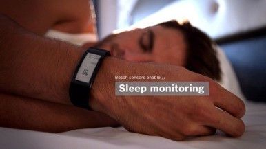 Bosch sensor solutions enable wearable devices