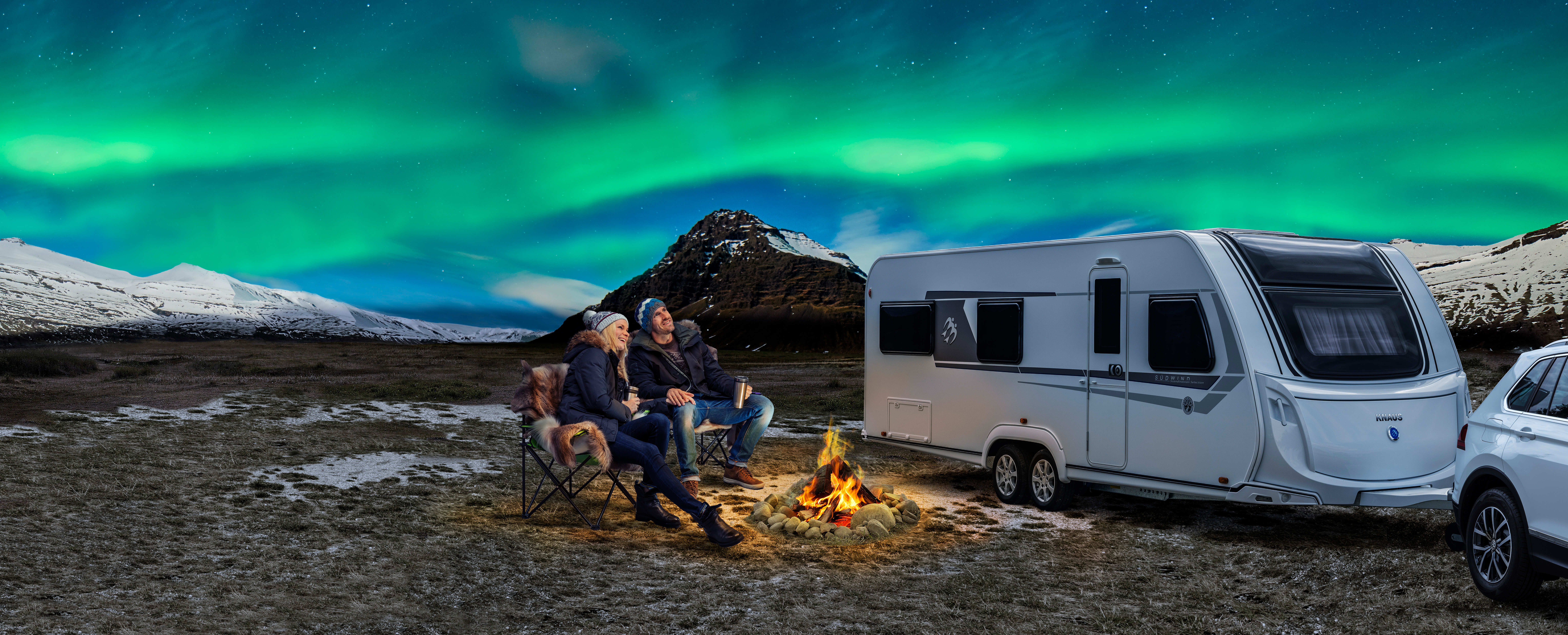 Ongebruikt Freedom redefined: more power for caravan owners - Bosch Media Service TM-94