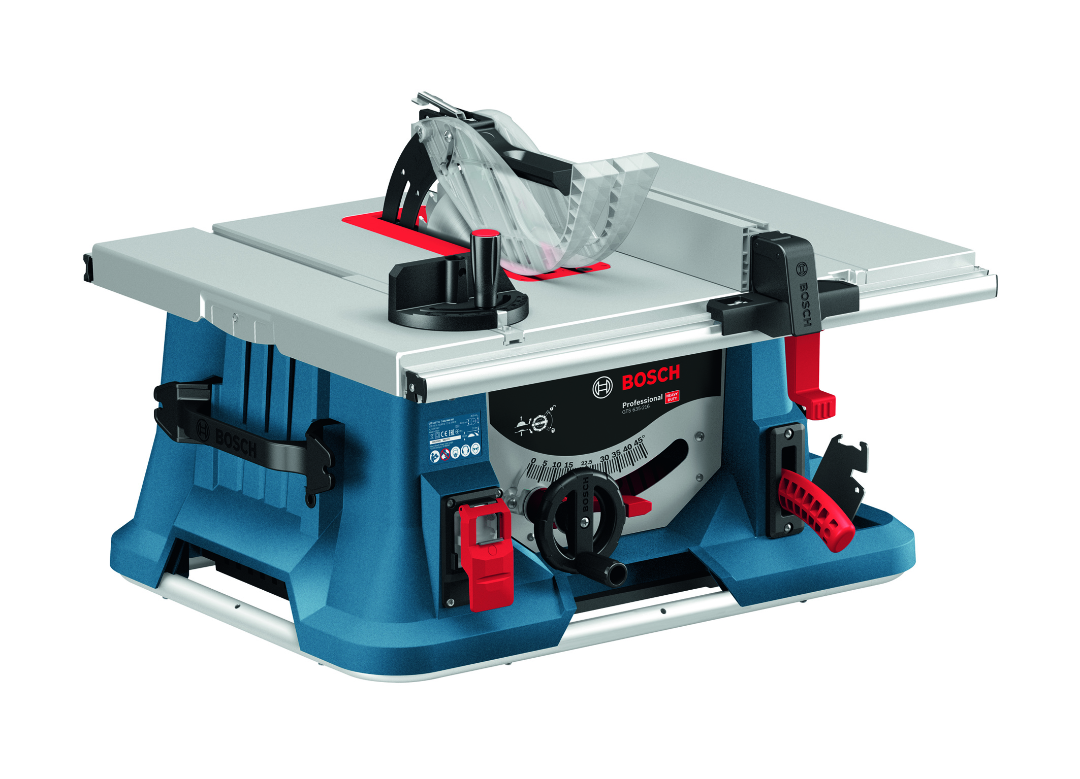 Best cutting capacity in its class: New Bosch table saw for