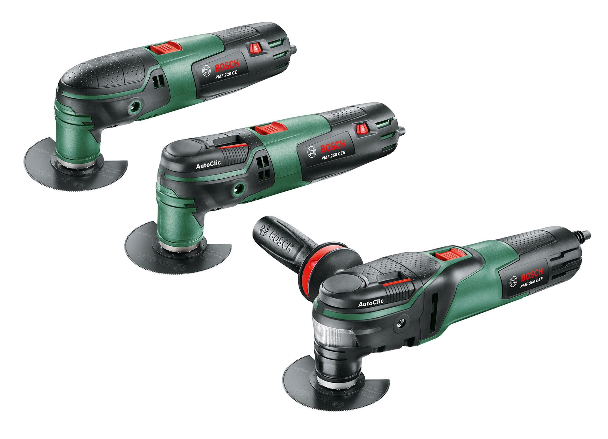 Verwonderend New multi-tools by Bosch - Bosch Media Service MU-25
